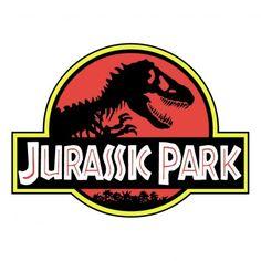 jurassic park vector art