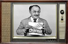 """Mr. Whipple - """"Please don't squeeze the Charmin"""""""