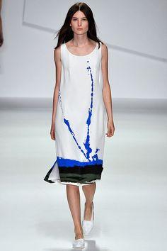 Jasper Conran womenswear, spring/summer 2015, London Fashion Week