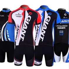 New 2015 GIANT cycling Jersey team pro bike wear breathable and quick dry cycling  clothing shirts 6f33c4dbb