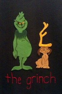12 Days of Holiday Sweaters, Day 5: The Grinch