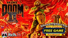 MiniDoom 2 - The Friday FREE GAME Feature!