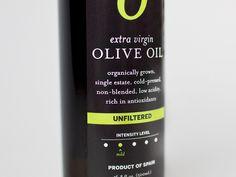 Sistema Organa by McMillian + Furlow , via Behance #oliveoil #organic #branding