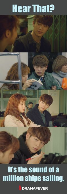 Ohhh, Cheese in the Trap, how can you do this to me? Get your weekly Seo Kang Joon Syndrome now on DramaFever!