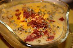 Freezing Soup Tutorial: Baked Potato Soup Recipe