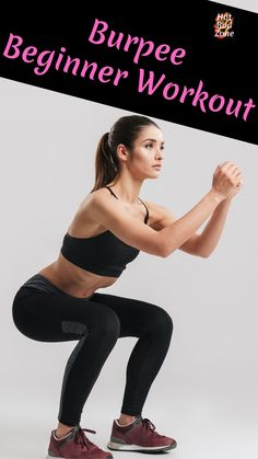Burpees are usually dreaded, but with the correct form and variety, you will find them engaging. The burpee is a great cardiovascular exercise for burning fat and also to train your glutes. 100 Burpee Challenge, Benefits Of Cardio, Lower Ab Workouts, Body Workouts, Aerobics Workout, Fat Burning Workout, Workout For Beginners, Body Weight, Fitness Tips