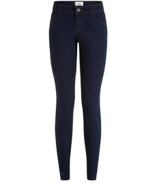 New Look Tall Tall Dark Blue Skinny Ankle Grazer Jeans 3680827 Tall. Cover the basics in these skinny jeans, Pair with a yellow scallop hem top for contrast.- Button and zip fly fastening- Classic 5 pocket design- Soft cotton blend- Belt loops- Contrast stitch tr http://www.MightGet.com/march-2017-1/new-look-tall-tall-dark-blue-skinny-ankle-grazer-jeans-3680827.asp