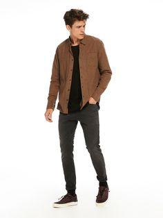 Pike - Stretch twill jeans | Skinny fit