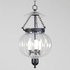 Vaughan Designs | Pumpkin Globe Lantern