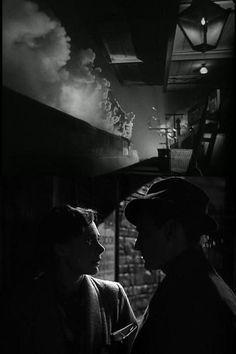 Celia Johnson & Trevor Howard in Brief Encounter (1945)