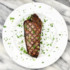 The Patio Daddy-O USDA Prime New York Strip Steak Box ~ Mushroomery