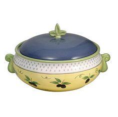 Pfaltzgraff Pistoulet Covered Serve Dish