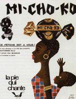 Publicité MICHOKO bonbon vintage #bonbon #publicite On en achetait a la pause au cine.