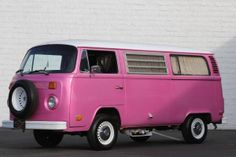 1974 Volkswagen Microbus Camper-  I need this for my photography biz.