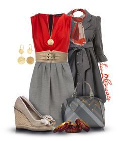 """Matching Jewelry 2"" by lv2create on Polyvore"