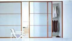 1000 ideas about cloison japonaise on pinterest cloison - Porte coulissante interieur ikea ...