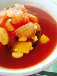高橋みなみのダイエット週間♡「デトックススープ」で脂肪燃焼!その2