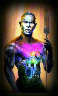 .African warrior                                                                                                                                                     More