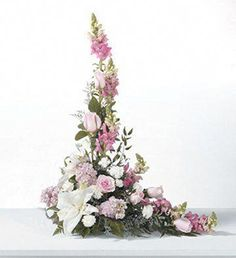 Unique Church Flowers - For Weddings