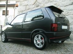 Fiat Uno 13 Turbo iE
