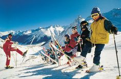 Holidays With Kids, Winter Fun, Holiday Ideas, Mount Everest, Skiing, Europe, Mountains, Children, Nature