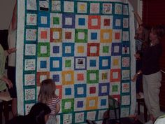 More than 150 handwritten messages from lung cancer survivors/advocates around the world. Everything She Wants, Signature Quilts, Lung Cancer, Quilting Projects, How To Draw Hands, Community, Social Media, Memories, Messages