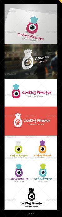 Logotipos para empresas de Catering.