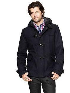 Cropped duffle jacket | Gap