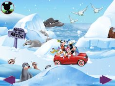 Join Mickey and the rest of his Clubhouse friends on a globe-spanning road trip to get to Mickey Beach and take a picture of a bottlenose dolphin! Educational Apps For Kids, Color Shapes, Toddler Preschool, Elementary Schools, Literacy, Road Trip, Bottlenose Dolphin, School Kids, Digital