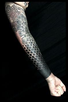 Golden Iron Tattoo Studio | Tribal, Geometric, Dot Work