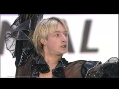 "[HD] Evgeni Plushenko - ""Dark Eyes"" 2000/2001 GPF - Round 1 Free Skating プルシェンコ 黒い瞳 Евгений Плющенко - YouTube"