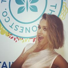 Jessica Alba + 8 Other Celebs Who Prove *This* Is Spring's Hottest Haircut via Brit + Co.