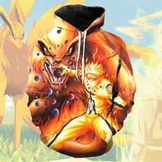 Like and Share if you want this Naruto Kurama 3D Print Hoodie Tag a friend who would love this! FREE Shipping Worldwide Buy one here---> https://www.saiyanmarket.com/naruto-kurama-3d-print-hoodie/