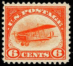 US  airmail Stamps