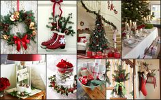 Christmas Quiz, Christmas Collage, All Things Christmas, Christmas Wreaths, Christmas Tree, New Years Party, Mood Boards, Collages, Snow