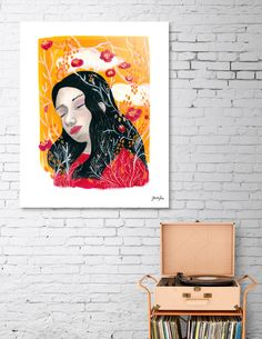Discover «yellow», Limited Edition Aluminum Print by YRK STUDIO - From $99 - Curioos