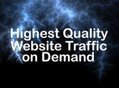 Web Listings Service - Highest Quality Website Traffic