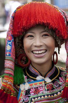 Bruid in Lijang