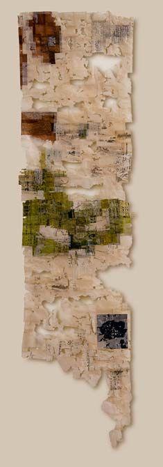 Yuko Kimura - Prints and Collages: Journey through Mushikui