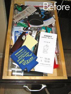 junk drawer needs help...