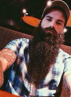 Lumbersexual Beardspiration