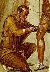 Medicine & Surgery in Ancient Rome
