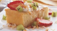 """Indulge in a classic rich Hispanic dessert made with three forms of leche, or """"milk."""""""