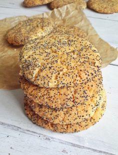 Édes álom: ropogós mákos-citromos keksz - Mom With Five