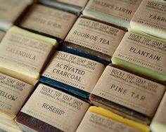 Lavender Aloe Vera - All Natural Soap, Handmade Soap, Cold Process Soap, Unscented Soap, Herbal Soap. $4.00, via Etsy.
