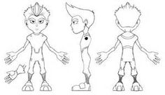 concept art character turn around - Bing images