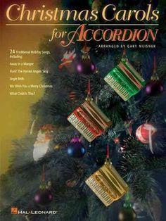 Christmas Carols for Accordion (Paperback) (Christmas Carols for Accordion), Black