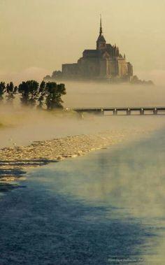 Mont S. Michel - Photo Dom Guillaume