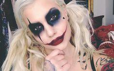 Maquiagens macabras para o Halloween