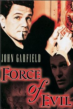 Abraham Polonsky's Force of Evil (1948) is one of the finest movies of the 1940s and one of the most beautiful, troubling, and haunting movies ever made. Martin Scorsese is one of its many notable admirers in the film community. Not only is the movie one of the best in the Artisan library, but it's one of the most fascinating, with many imminent blacklistees in its cast and crew, as well as the presence of future directors Don Weis and Robert Aldrich